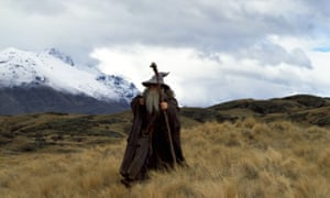 The Lord of the Rings: Fellowship of the Ring.