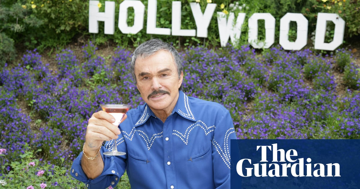 Burt Reynolds, star of Deliverance and Boogie Nights, dies aged 82
