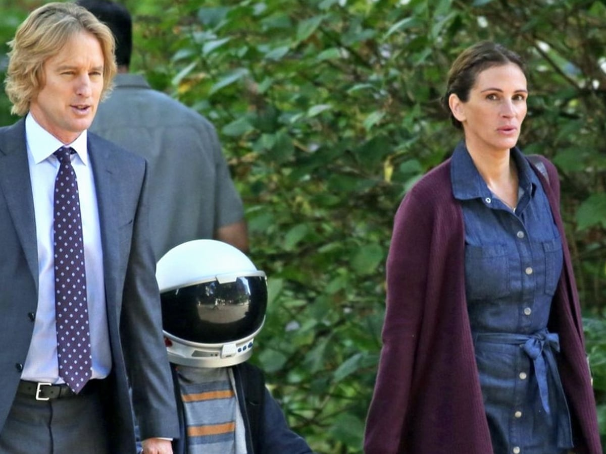 Wonder Review Manipulative Feelgood Drama Comes With Hefty Dollop Of Treacle Owen Wilson The Guardian