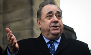 Alex Salmond said he has been 'deeply troubled' throughout the case.