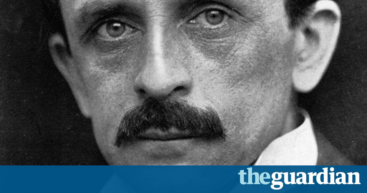 'Sensational' lost play by Peter Pan author JM Barrie published