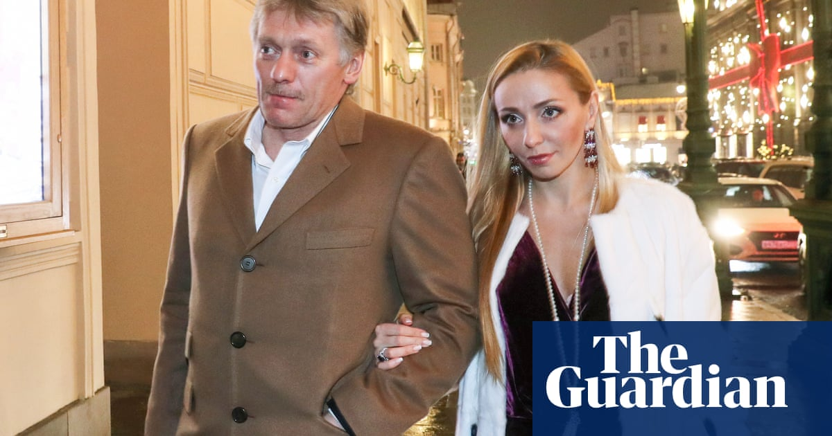 Revealed: wife of Putin's spokesman faces questions over US tax affairs