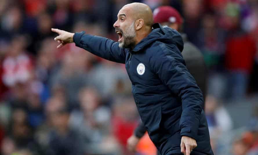 Pep Guardiola has an embarrassment of riches in his Manchester City squad and says players must accept it when they are not involved in matches.