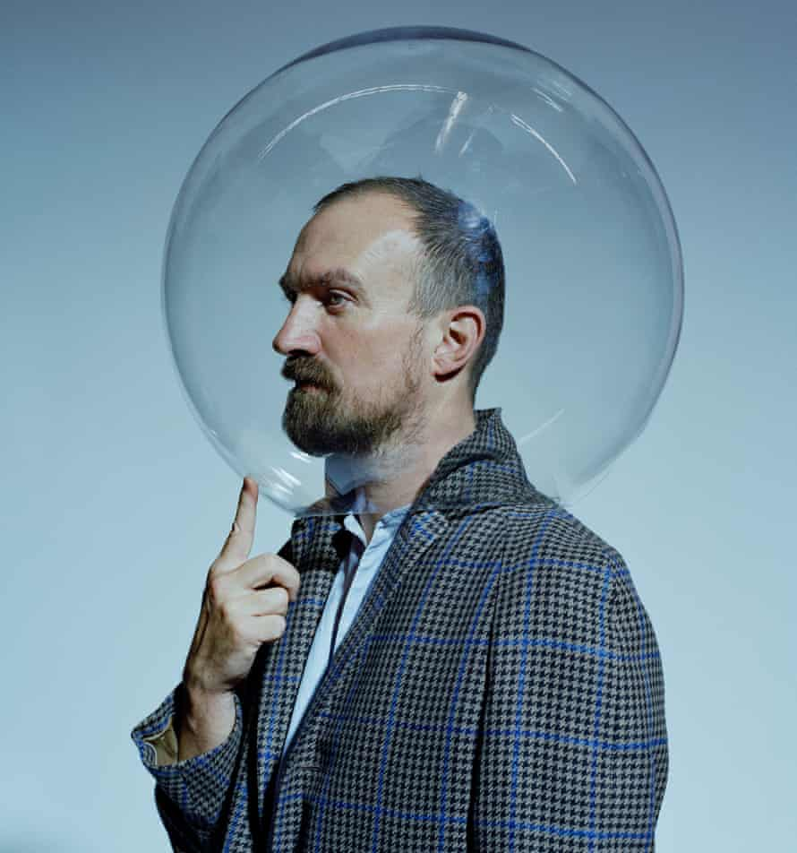 Tim Walker portrait - The photograph was first shot for W magazine in 2015. It was also used as a contributors image in i-D in 2017