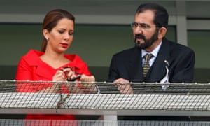 Ex-Met chief caught up in Sheikh Mohammed and Princess Haya
