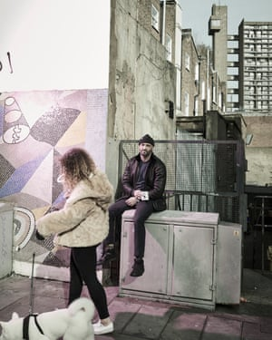 Filmmaker Yann Demange photographed in Notting Hill, London.
