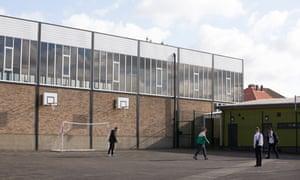 Newhaven school, London