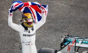 Hamilton wins in Mexico.