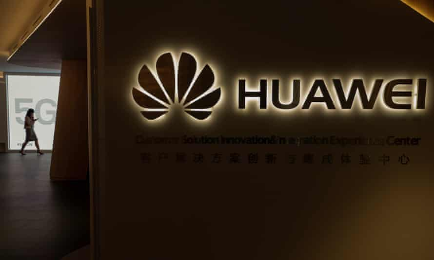 Chinese telecoms giant Huawei