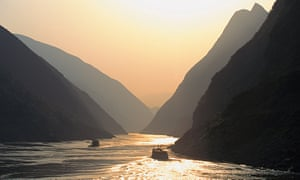 Theories included how the 'creature' could have been caused by pollution in the Yangtze river.