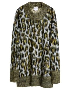 Green leopard, £195, bimbaylola.com