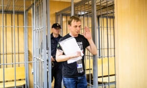 Ivan Golunov freed