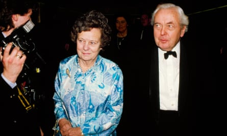 Mary Wilson Corbyn Leads Tributes After Death Of Harold Wilson S Widow Harold Wilson The Guardian