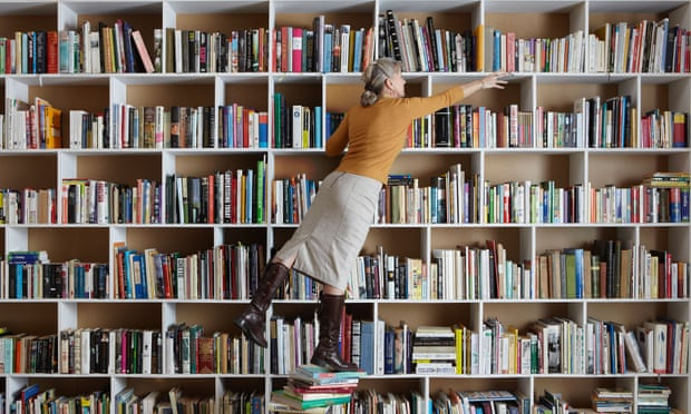 Six Ways To Be Kind To Your Bookseller This Christmas by Elias Greig for The Guardian
