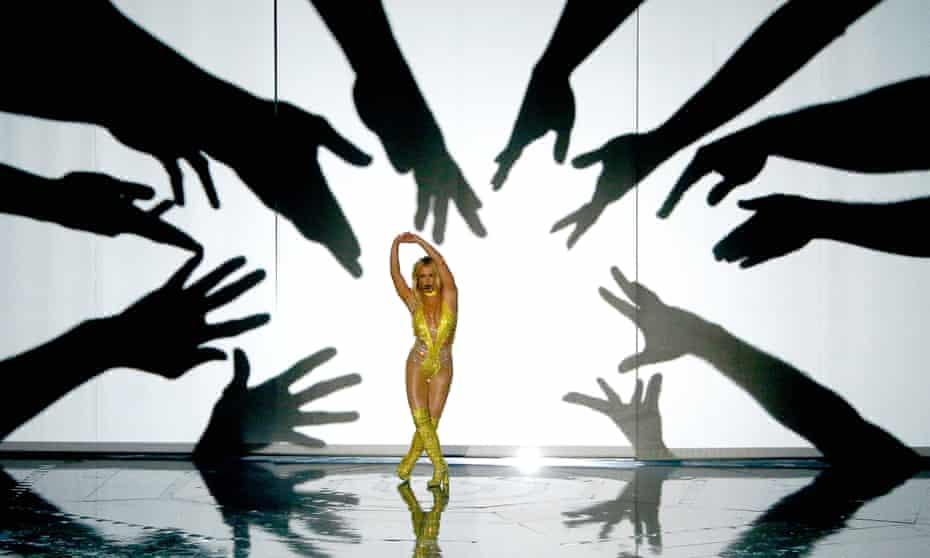 Spears performing in 2016.