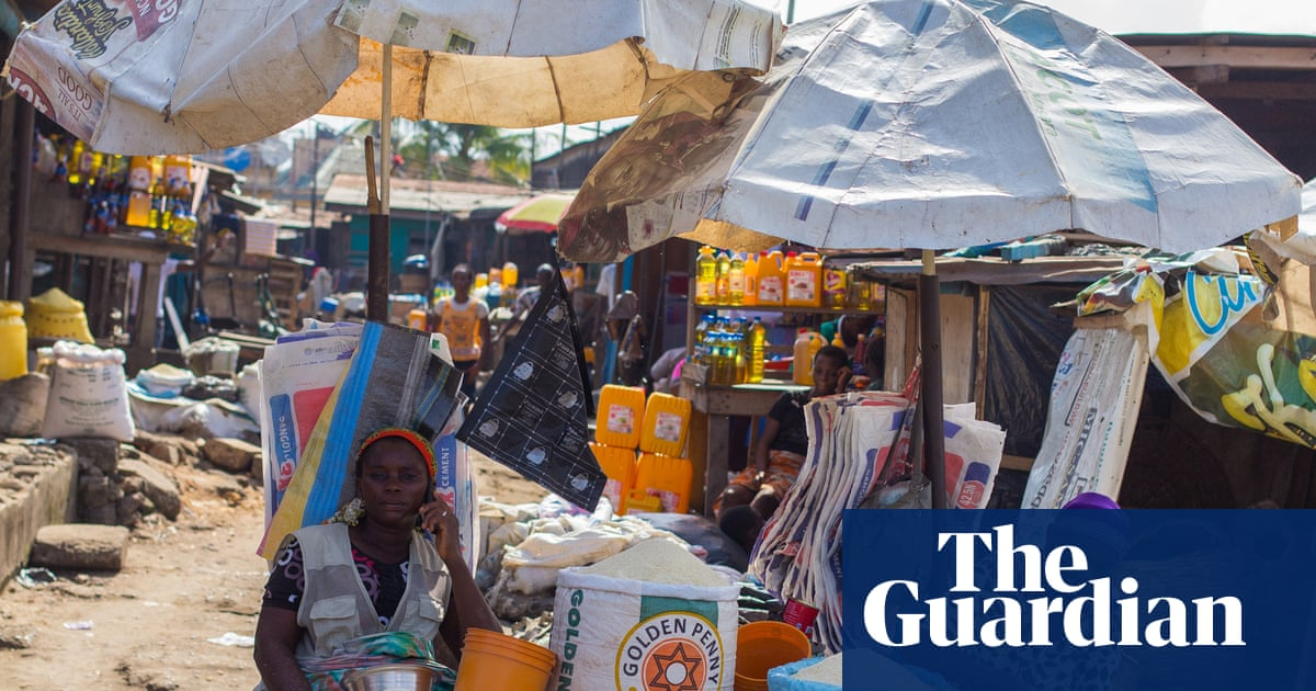 How banana skins turned on the lights in Lagos ... and then turned them off again - The Guardian