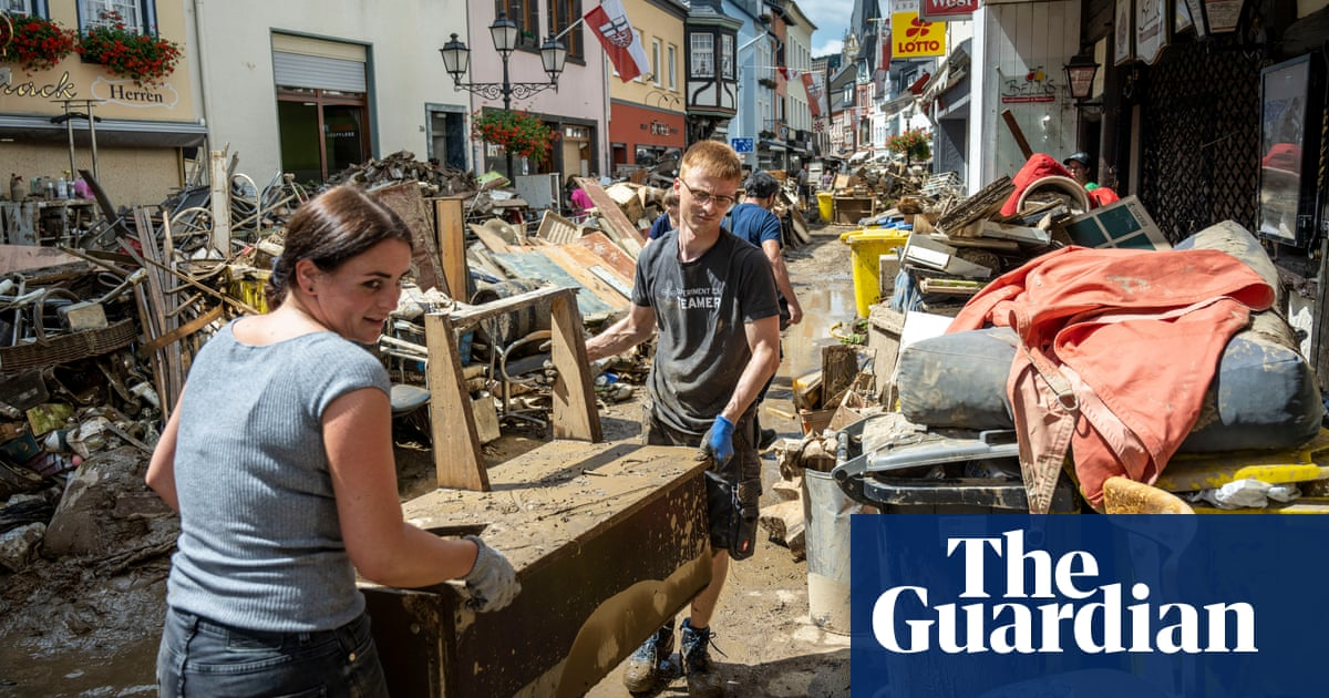 'When disaster strikes, you have to help': the volunteers in a global crisis
