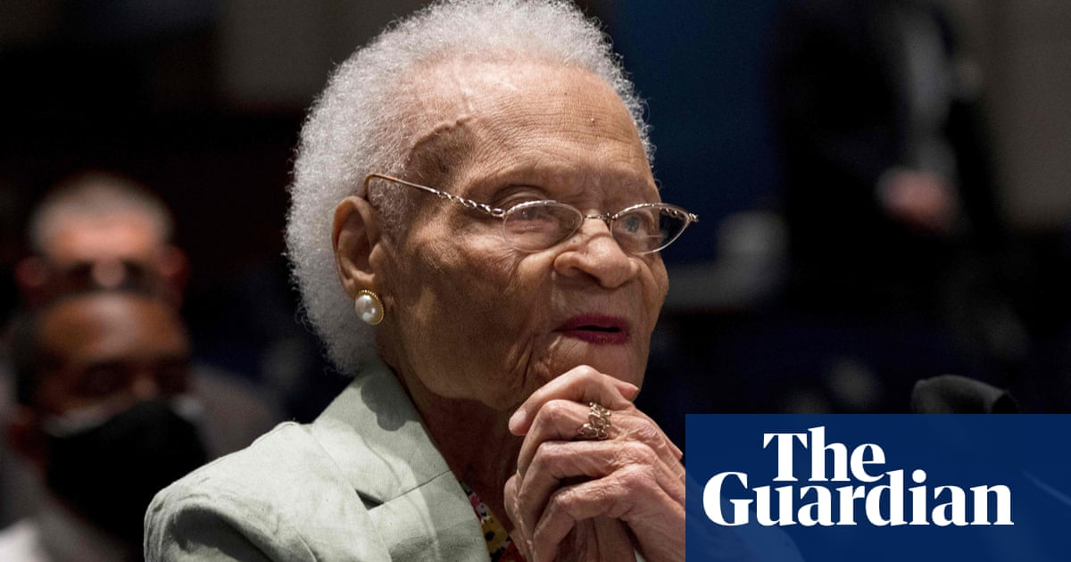 'I still smell smoke and see fire': Tulsa massacre survivor, 107, testifies to US Congress – video