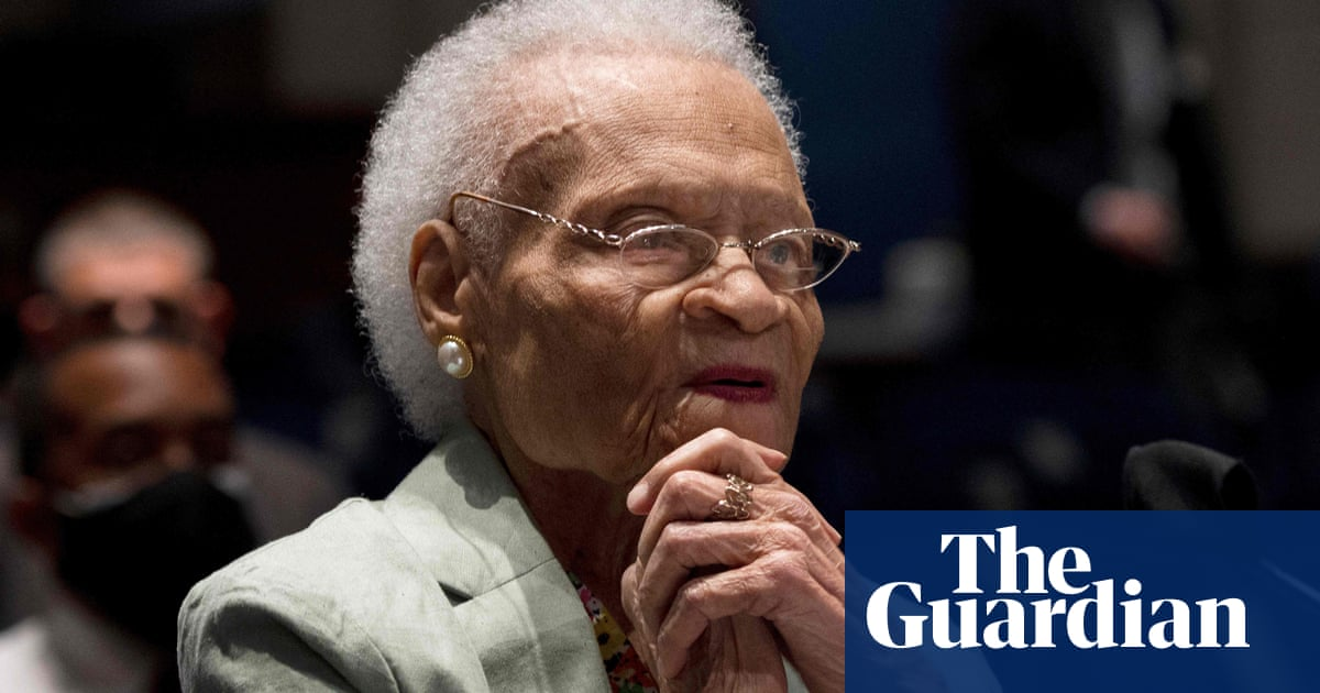 'I am seeking justice': Tulsa massacre survivor, 107, testifies to US Congress