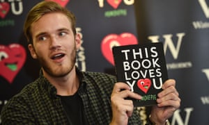 Fresh from writing a best-selling book, PewDiePie has a new YouTube network