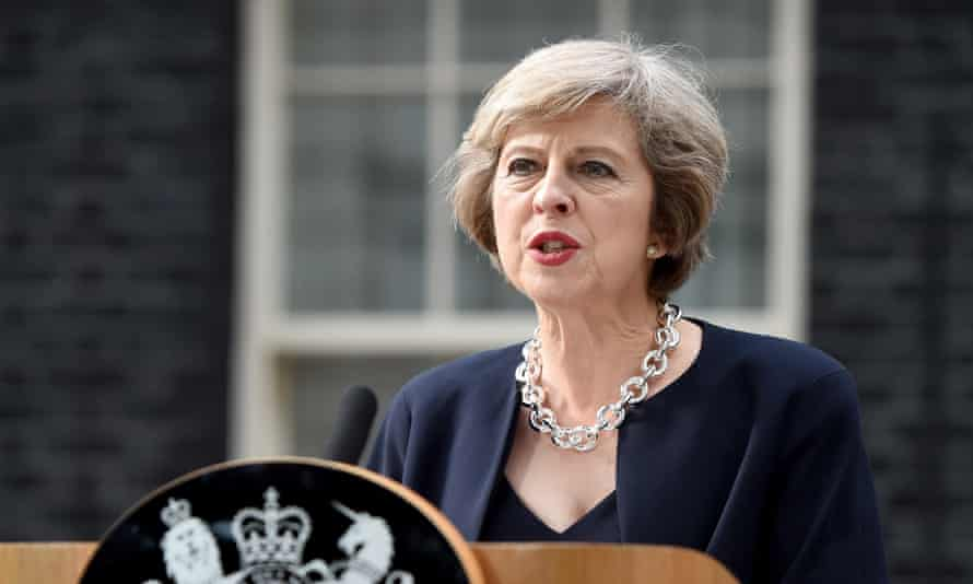No 10 is keen to show it is pressing ahead with reforms May outlined in her first speech as PM.