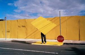 Stop (2011/2014), by Jesse Marlow