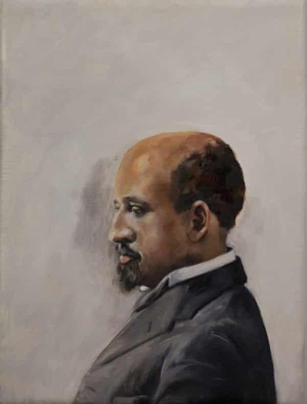WEB Du Bois by Carole Freeman.