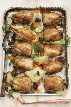Tired of turkey? Try some pheasant.