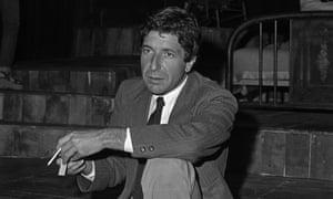 Powerful but bleak: Leonard Cohen in 1973.
