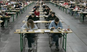 More university students are using tech to cheat in exams