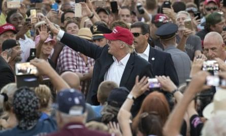 Donald Trump Oklahoma State Fair,