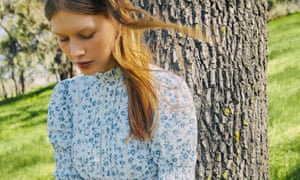 Laura Ashley at Urban Outfitters Maisy dress.