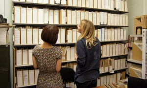 'A place that brings together women from all backgrounds and of all ages' … the Feminist Library.