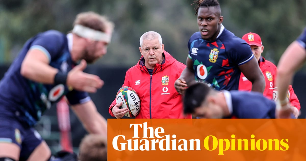 Gatland takes one last spin on selection roulette wheel … and hopes for pay-off