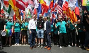 Should politicians be so involved in Pride celebrations?