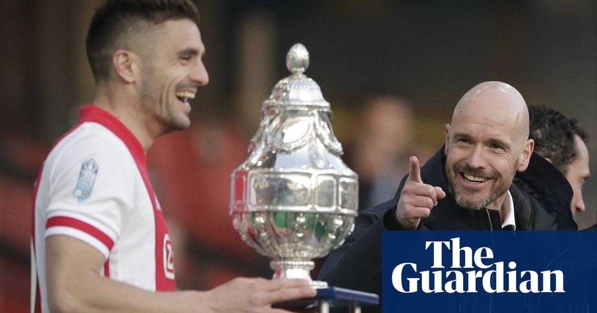 Tottenham target Ajax's Erik Ten Hag in search for new manager