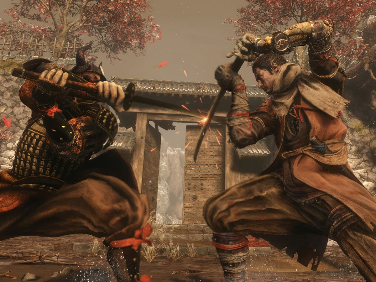 Sekiro Shadows Die Twice Review A Samurai Sword Through The Heart Games The Guardian