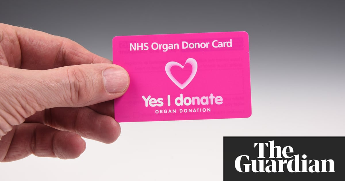 Scotland to introduce soft opt-out system for organ donation ...
