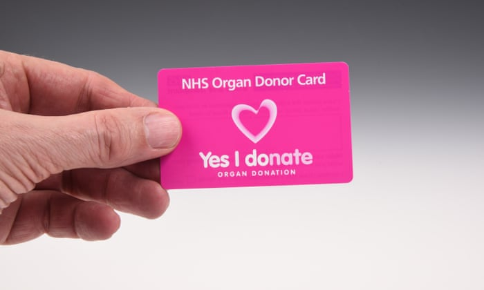 Opt-out organ register unlikely to increase donations