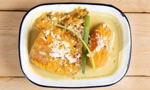 'A hefty pumpkin curry': Fat Sister.