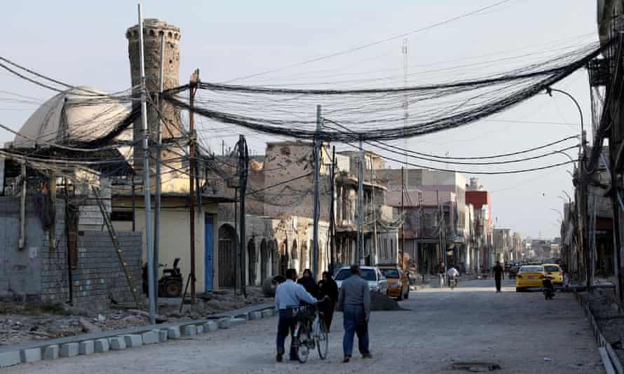 The old city of Mosul