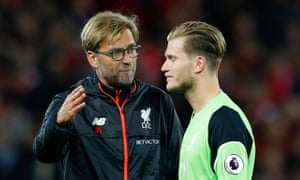 Will Jürgen Klopp keep faith with his new No1, Lorius Karius, if more mistakes follow against West Brom?
