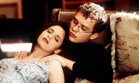 Shrill twist on Dangerous Liaisons … Sarah Michelle Gellar and Ryan Phillippe in Cruel Intentions.