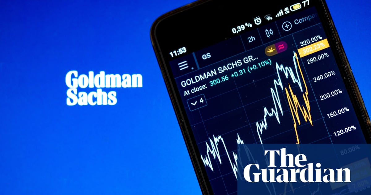 Goldman Sachs' junior bankers rebel over '18-hour shifts and low pay'