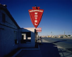 The Arrowhead Motel