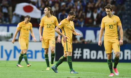 Socceroos' World Cup hopes hang in balance after Japan qualify with win