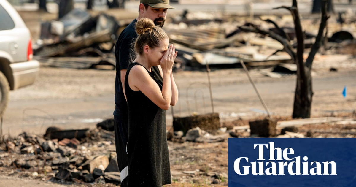 Greenville residents find remnants of former lives as they return home after Dixie fire
