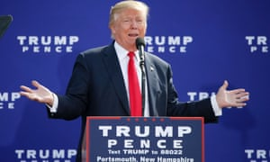 """Donald Trump claims a """"corrupt"""" media is seeking to rig the presidential election."""