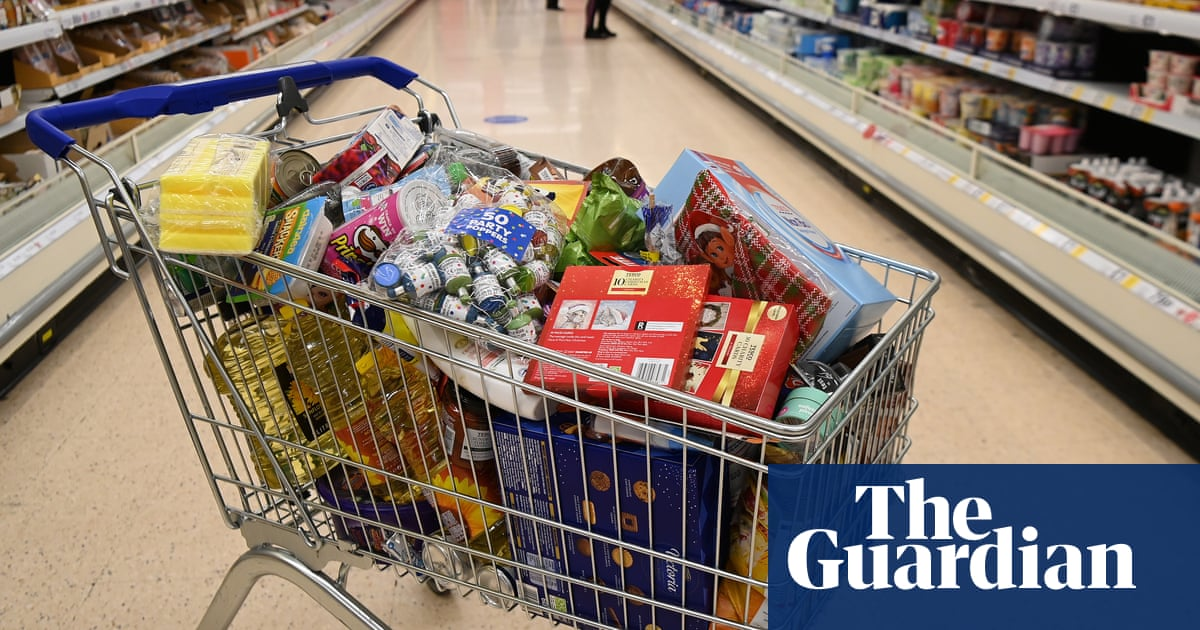 Sugar and salt tax will add £160 a year to grocery bills, industry warns