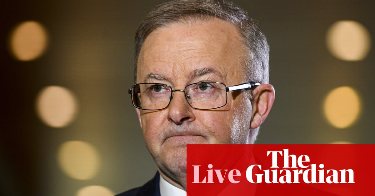 Australia Covid live update: Anthony Albanese says NSW should have locked down sooner as Sydney enters fifth week